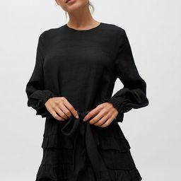 MINKPINK Arak Frill Mini Dress   Urban Outfitters (US and RoW)