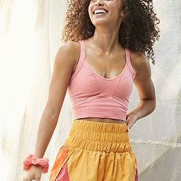 The Way Home Colorblock Shorts | Free People (US)