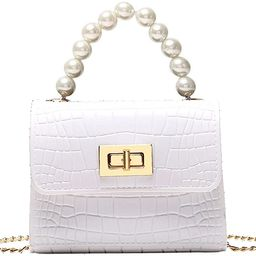Little Girls Crossbody Purses Toddler Handbag Mini Casual Messenger Shoulder Bag for Kids | Amazon (US)