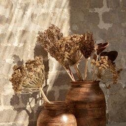 Mango Wood Vase | H&M (US)