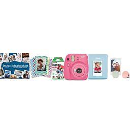 Fujifilm Instax Mini 9 Instant Print Camera w/ Film & Accessories | QVC