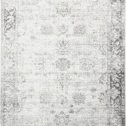 Unique Loom Sofia Collection Area Traditional Vintage Rug, French Inspired Perfect for All Home D... | Amazon (US)