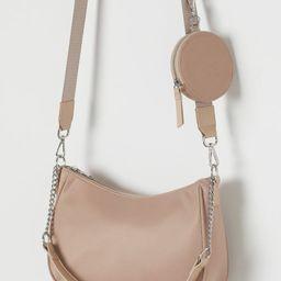 Shoulder Bag with Pouch Bag | H&M (US)