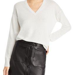 V Neck Cashmere Sweater | Bloomingdale's (US)