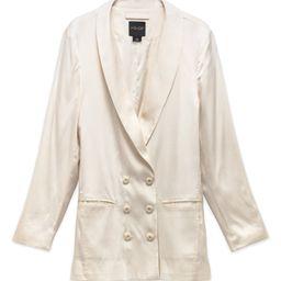 Luxe Stretch Silk Tuxedo Jacket | Nordstrom | Nordstrom