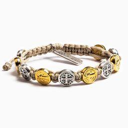 Benedictine Blessing Bracelet - Mixed Medals | My Saint My Hero