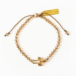 Radiant Let There Be Light Bracelet - Golden Shadow | My Saint My Hero