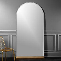 "Gloss Floor Mirror 36""x76"" + Reviews | CB2 | CB2"