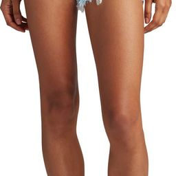 High Rise Shorts With Exposed Buttons | Nordstrom Rack