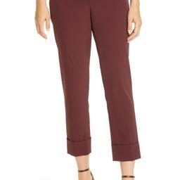 Reva Cuffed Crop Pants   Nordstrom