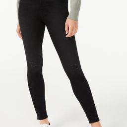 Free Assembly Women's High Rise Skinny Jeans | Walmart (US)