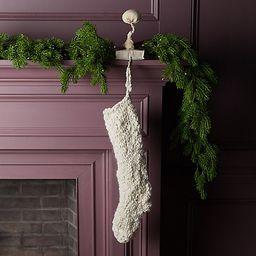 Chunky Knit Wool Stocking   Terrain