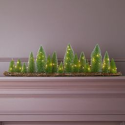 LED Brush Tree Forest Table Piece   Terrain