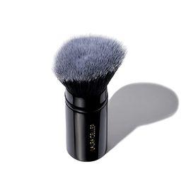 LAURA GELLER NEW YORK Retractable Kabuki Brush, Black Aluminum Handle   Amazon (US)