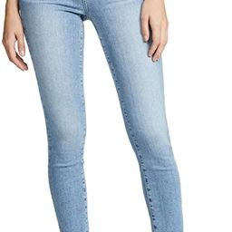 PAIGE Women's Hoxton Ankle Skinny Jeans | Amazon (US)