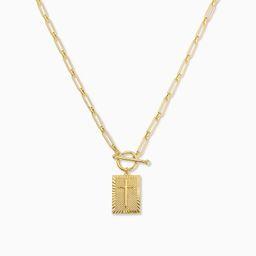 Cross Pendant Necklace | Uncommon James