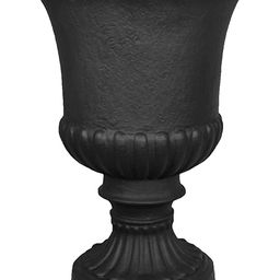 Tusco Products Outdoor Urn, 22-Inch, Black | Amazon (US)