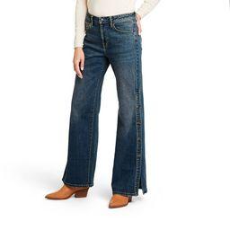 Women's High-Rise Flare Jeans - Nili Lotan x Target Blue   Target