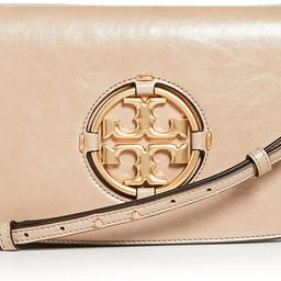 Tory Burch Women's Miller Glazed Convertible Small Shoulder Bag   Amazon (US)