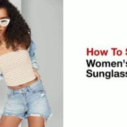 Women's Metal Aviator Sunglasses - Wild Fable™ Gold   Target