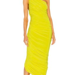 x REVOLVE Diana Gown in Spring Green | Revolve Clothing (Global)