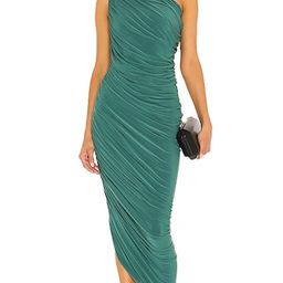 Diana Gown in Mountain Green | Revolve Clothing (Global)