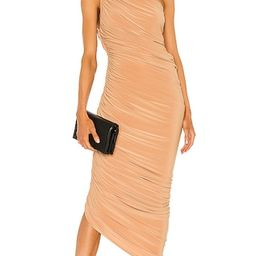 X REVOLVE Diana Gown in Nude | Revolve Clothing (Global)