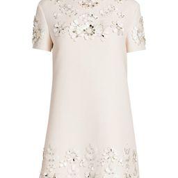 Embellished Shift Dress | Saks Fifth Avenue