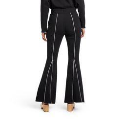 Women's High-Rise Flare Sweatpants - Victor Glemaud x Target Black | Target