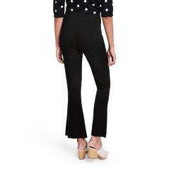 Women's High-Rise Flare Sweater Pants - Victor Glemaud x Target Black | Target