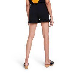 Women's High-Rise Shorts - Victor Glemaud x Target Black | Target