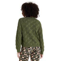 Women's Crewneck Pullover Sweater - Rachel Comey x Target Green   Target