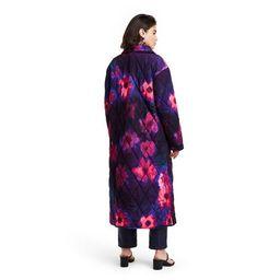Women's Floral Print Quilted Jacket - Rachel Comey x Target Black   Target