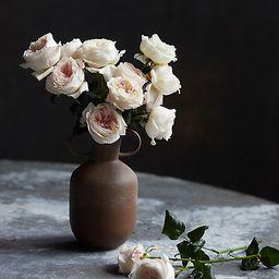Fresh David Austin English Roses Bouquet   Terrain