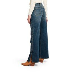 Women's High-Rise Flare Jeans - Nili Lotan x Target Blue | Target
