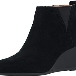 Vionic Women's Parkwood Paloma Wedge Ankle Boots - Ladies Booties with Concealed Orthotic Arch Su... | Amazon (US)