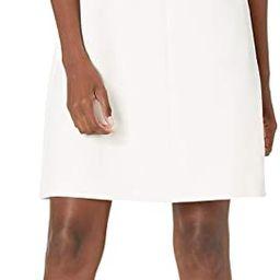 Anne Klein Women's Keyhole Bow Front Shift Dress | Amazon (US)