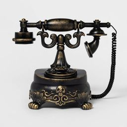 Animated Spooky Victorian Telephone Halloween Decorative Prop - Hyde & EEK! Boutique™ | Target