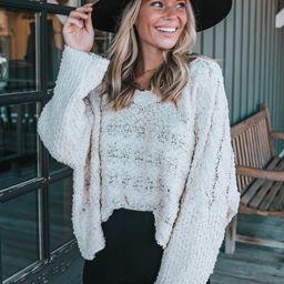 Dream Marshmallow Knit Sweater | Apricot Lane Boutique