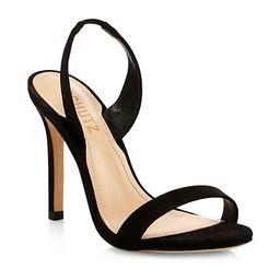Luriane Suede Slingback Sandals | Saks Fifth Avenue