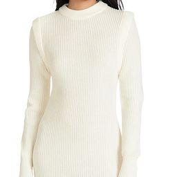 Lombard Mock Neck Sweater Dress | Shopbop