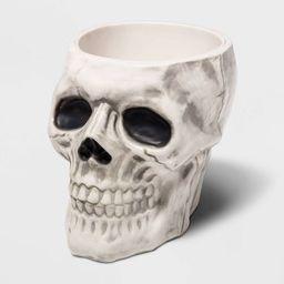 Skull Halloween Candy Bowl - Hyde & EEK! Boutique™ | Target