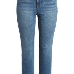 Cali High Waist Crop Demi Boot Jeans   Nordstrom