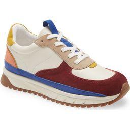 Kickoff Colorblock Trainer Sneakers | Nordstrom