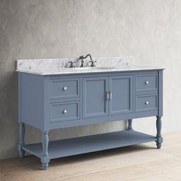 "Hammonds 60"" Single Bathroom Vanity Set | Wayfair North America"