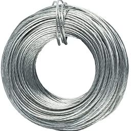 SENBACH 100 Foot Picture Hanging Wire for Photos, Picture Wire for Mirrors, Clock, Art Work Suppo...   Amazon (US)