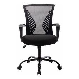 Jude Ergonomic Mesh Back Office Chair - miBasics   Target