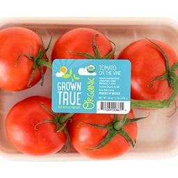 Grown True Organic Tomato-on-the-Vine, 1 lb | Amazon (US)