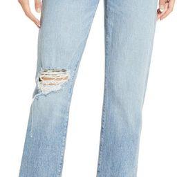The Perfect Vintage Full Length Straight Leg Jeans   Nordstrom   Nordstrom