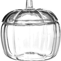70 oz Pumpkin Jar with Cover Transparente Target | Amazon (US)